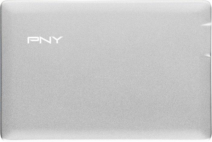 PNY PowerPack Alu 2500 silber (P-B2500-1CCAS01-RB)