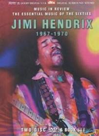 Jimi Hendrix - 1967-1970 (DVD)