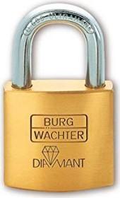 Burg-Wächter D 600 50 Diamant, 9mm, 84mm