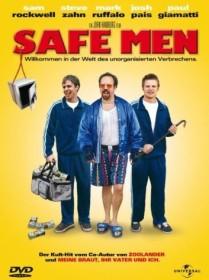 Safe Men - Die Safespezialisten