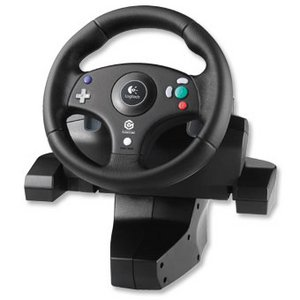 Logitech Force Feedback Wheel (GC) (963280-0914)
