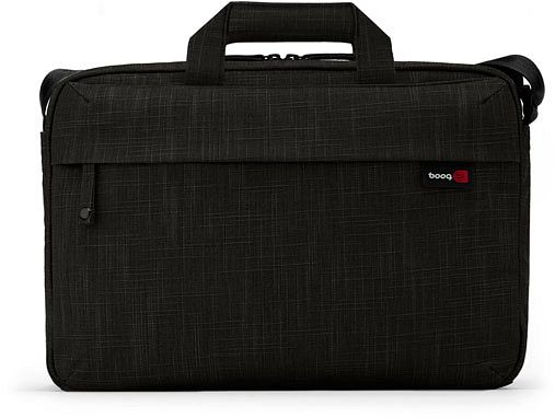 "Booq Mamba slim 13"" carrying case black (MSM13-BLK)"