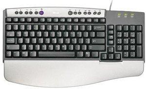 Trust KB-1300 keyboard, PS/2, DE (12836/12877)