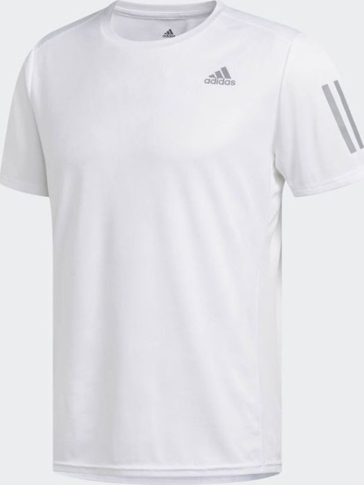 3826e79615627d adidas Response running shirt short-sleeve white (men) (CF2102 ...