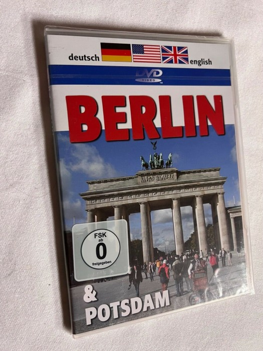 Reise: Berlin & Potsdam -- via Amazon Partnerprogramm