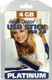 BestMedia Platinum ALU 4GB, USB-A 2.0 (177505/177555)