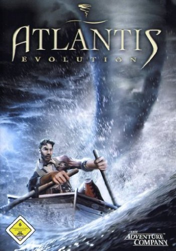 Atlantis 4 - Evolution (niemiecki) (PC) -- via Amazon Partnerprogramm