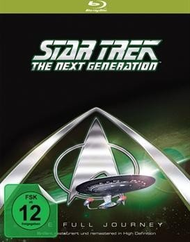 Star Trek: The Next Generation Complete Boxset (Blu-ray)