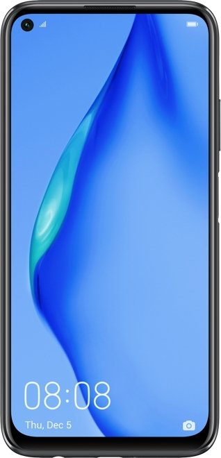 Huawei P40 Lite Dual-SIM midnight black