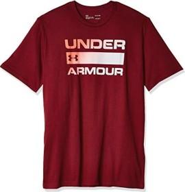 Under Armour Team Issue Wordmark Shirt kurzarm rot (Herren) (1329582-615)