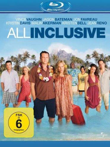 All Inclusive (Blu-ray) -- via Amazon Partnerprogramm