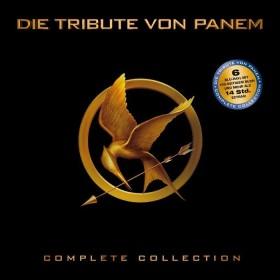 Die Tribute von Panem - Complete Collection (Blu-ray)