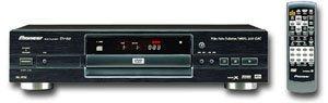 Pioneer DV-525-K black