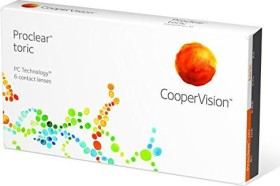 Cooper Vision Proclear toric, -1.00 Dioptrien, 3er-Pack