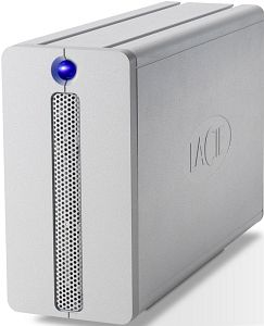 LaCie Bigger Disk Extreme 1TB Triple Interface, USB 2.0/FireWire 400/800 (300798EK)