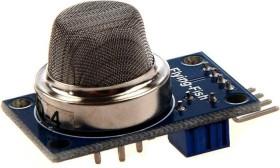gas sensor MQ-4, natural gas, methane