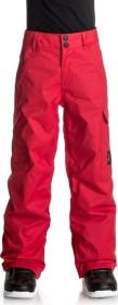 DC Banshee Snowboardhose racing red (Junior)