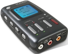 M-Audio MicroTrack II Digital Recorder