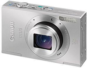 Canon Digital Ixus 500 HS silver (6167B006)