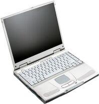 Yakumo Q8 mobile, Athlon XP-M 1.20GHz