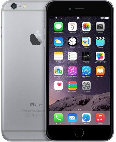 Apple iPhone 6 Plus 128GB grau