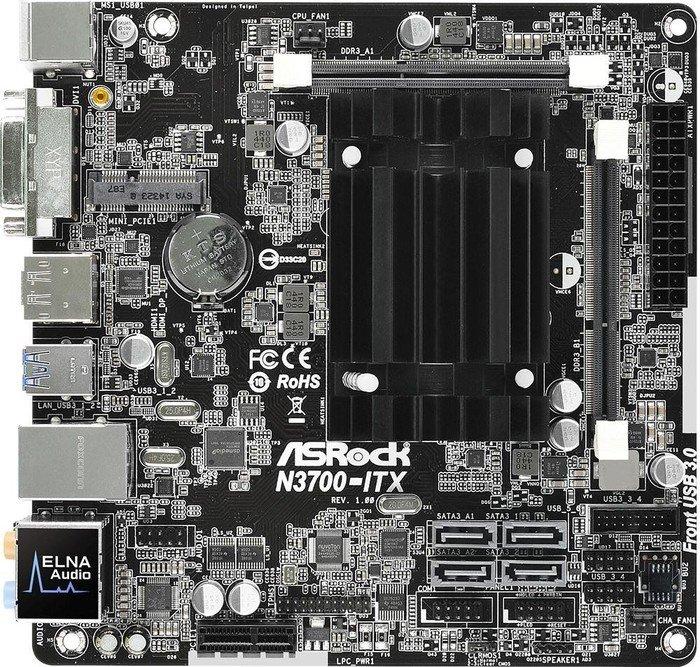 ASRock N3700-ITX Driver (2019)