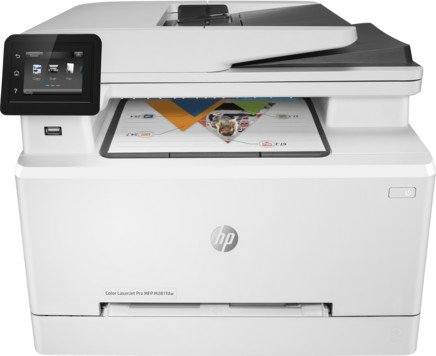HP Color LaserJet Pro MFP M281fdn, Farblaser (T6B81A)