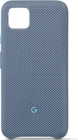 Google Fabric Back Cover für Pixel 4 blue-ish (GA01283)