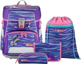 Step by Step Space Shiny Dolphins Schultaschen-Set 5-tlg. (00183817)