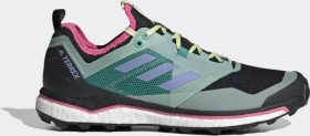 adidas Terrex Agravic XT core black/light purple/glory green (Herren) (EH0075)