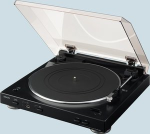 Denon DP-200USB Record player black