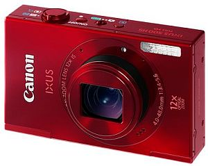 Canon Digital Ixus 500 HS red (6172B006)