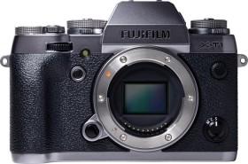 Fujifilm X-T1 silber Gehäuse