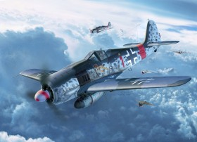 Revell Fw190 A-8 Sturmbock (03874)