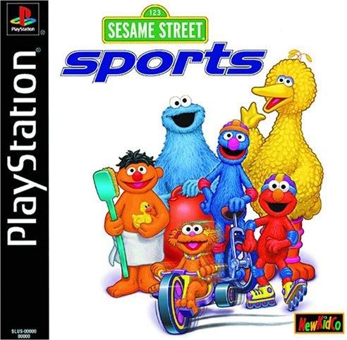 Sesam Straße Sports (PS1) -- via Amazon Partnerprogramm