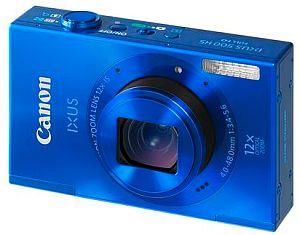 Canon Digital Ixus 500 HS blue (6175B006)