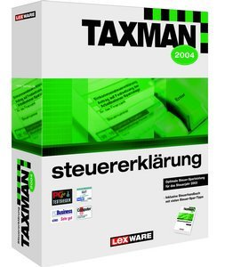 Lexware: Taxman 2004 10.x Update (PC) (08832-5030)
