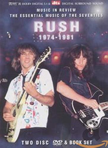 Rush - Music In Review 1974-1981 -- via Amazon Partnerprogramm