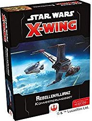 Star Wars X-Wing 2. Edition Rebellenallianz