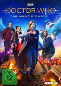 Doctor Who (2005) Season 11 (DVD)