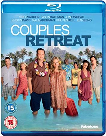 Couples Retreat (Blu-ray) (UK) -- via Amazon Partnerprogramm