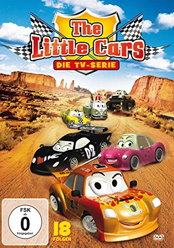The Little Cars Vol. 1: Das große Rennen -- via Amazon Partnerprogramm