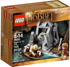 LEGO The Hobbit - The Riddles of The Ring (79000)