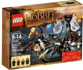 LEGO The Hobbit - Escape from Mirkwood Spiders (79001)