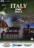 Flight Simulator 2004 - Italy Scenery Vol.1 (Add-on) (niemiecki) (PC)