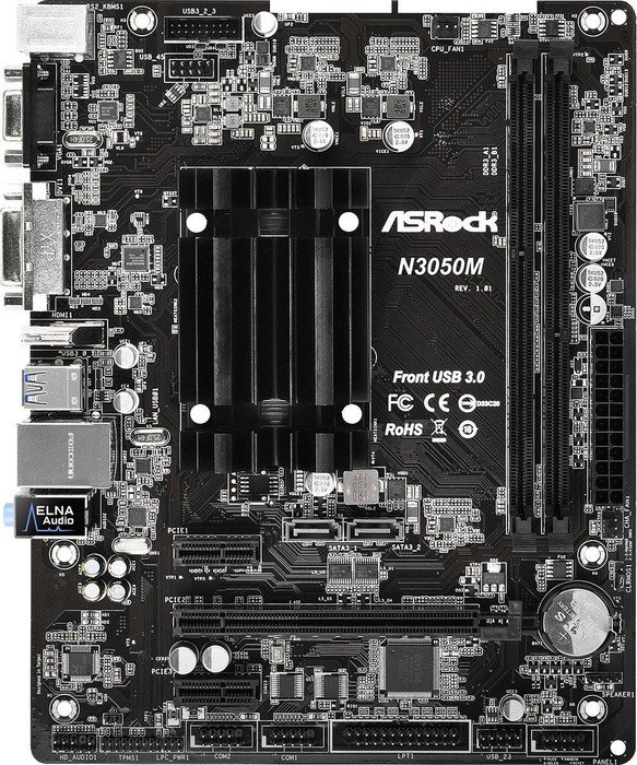 ASROCK N3050M DRIVERS UPDATE