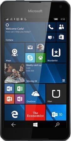 Microsoft Lumia 650 Dual-SIM schwarz