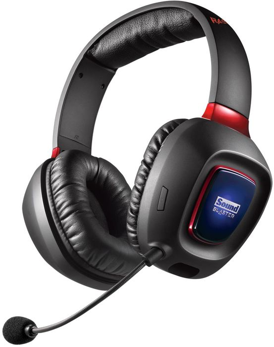 Creative Sound Blaster Tactic3D Rage Wireless (70GH022000000)