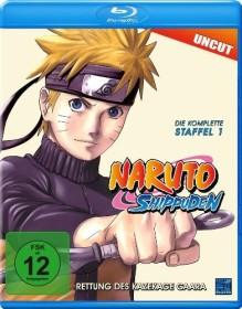 Naruto Shippuden Season 1 (Blu-ray)
