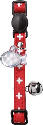 Hunter cat collar Swiss red (44439) -- via Amazon Partnerprogramm